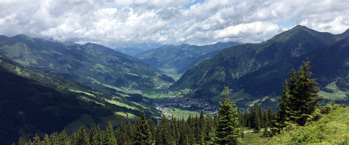 Vysoké Taury a okolí Bad Gasteinu