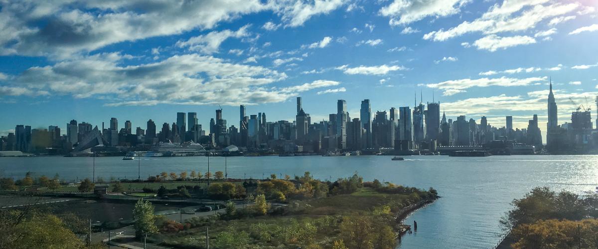 Podzimní víkend na Manhattanu